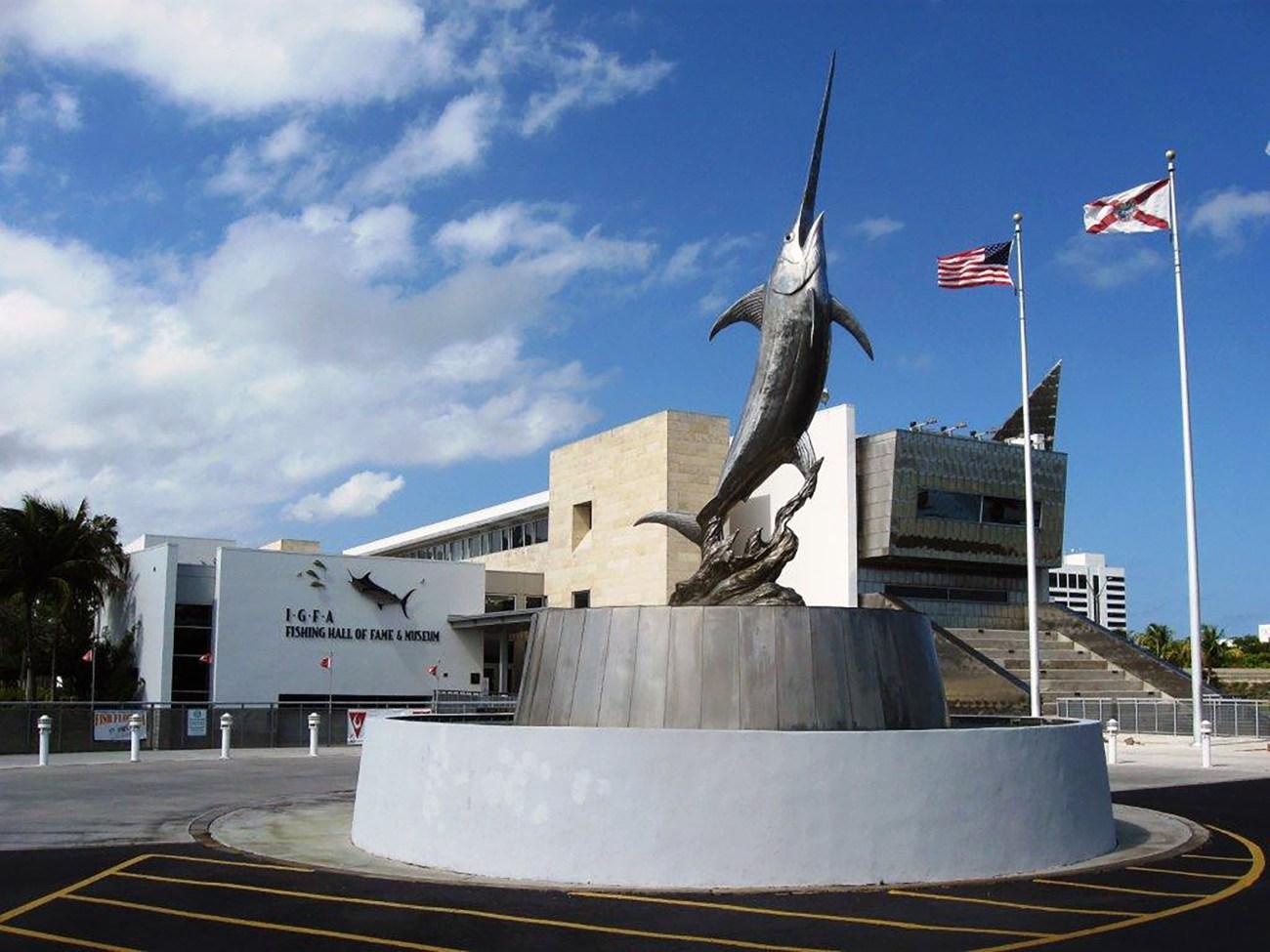 Cushman & Wakefield Brings International Game Fish Association's HQ to Market