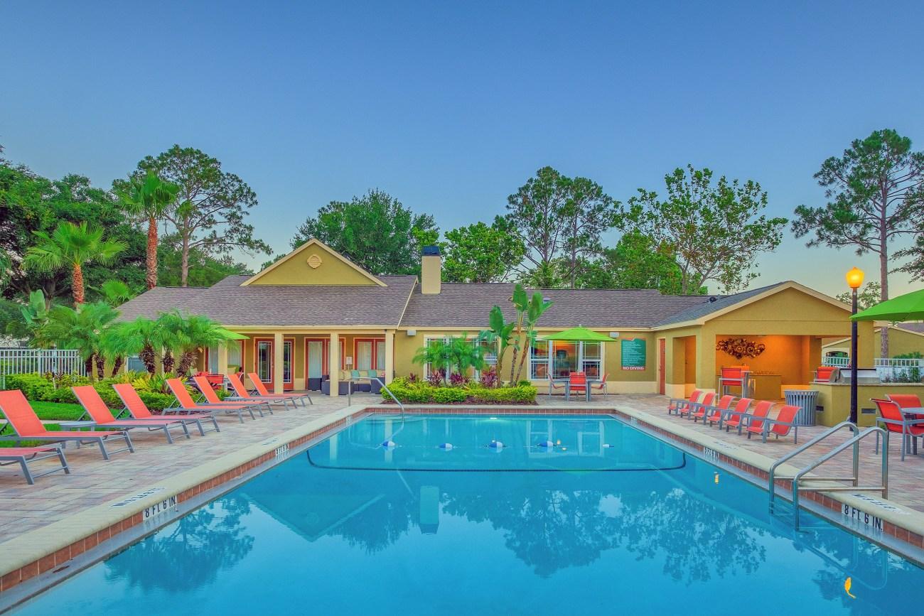 Cushman & Wakefield Arranges $48M Sale of Canopy Apartment Villas