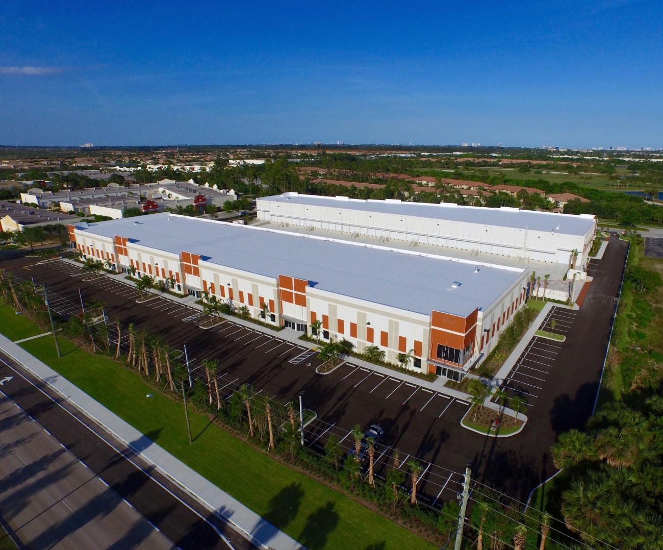 Cushman & Wakefield Negotiates Cabot Properties' $25.8M Acquisition of Palm Beach Distribution Portfolio