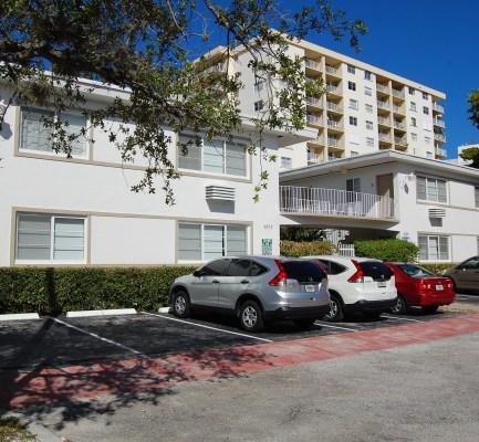 Cushman & Wakefield Negotiates Sale of Miami Beach Apartment Community