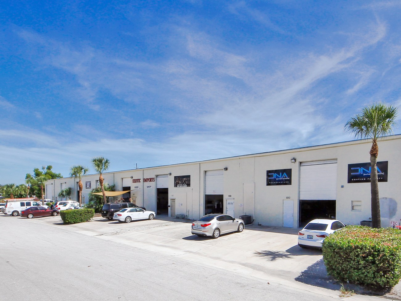 Cushman & Wakefield Negotiates $12M Sale and $6M Financing of Palm Beach County Industrial Portfolio