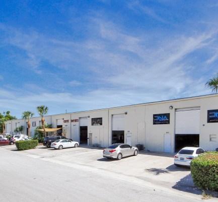 Cushman & Wakefield Negotiates $12M Sale and $6M Financing of Palm Beach County Industrial Portfolio