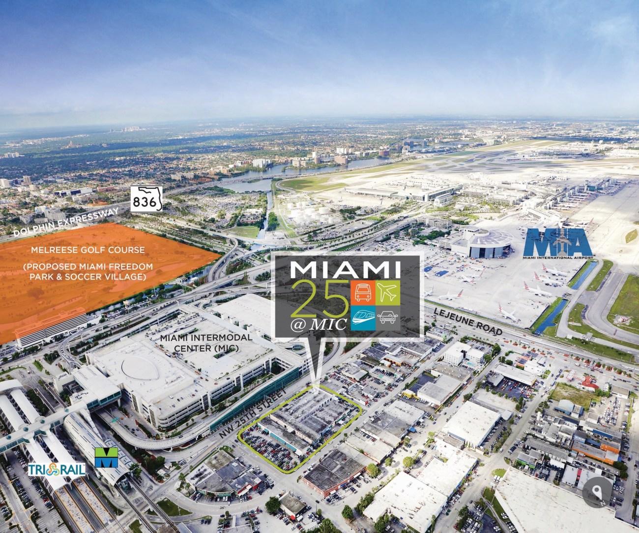 Cushman & Wakefield Negotiates $8.55M Sale of Miami 25 @ MIC