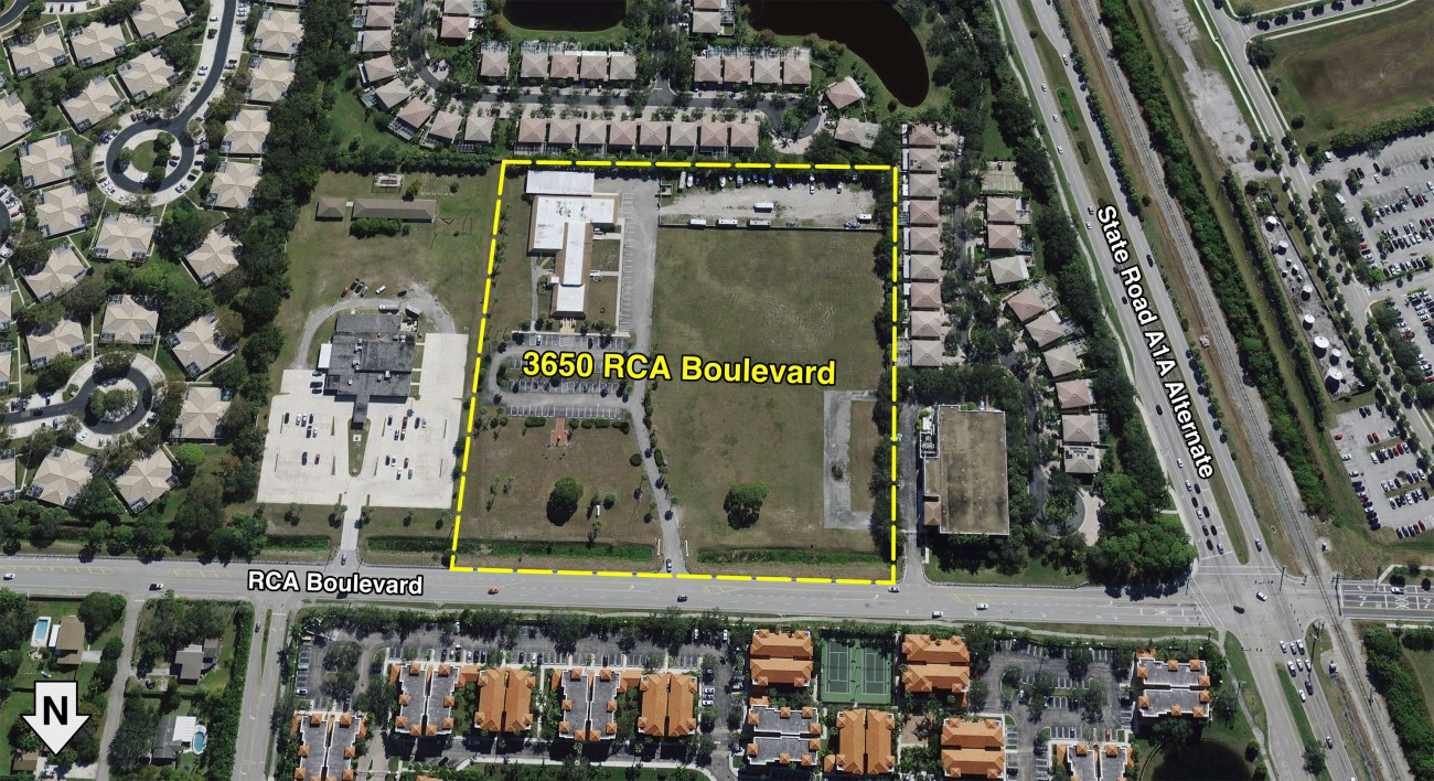 Cushman & Wakefield Negotiates $8.25M Sale of ±10-Acre Site in Palm Beach Gardens