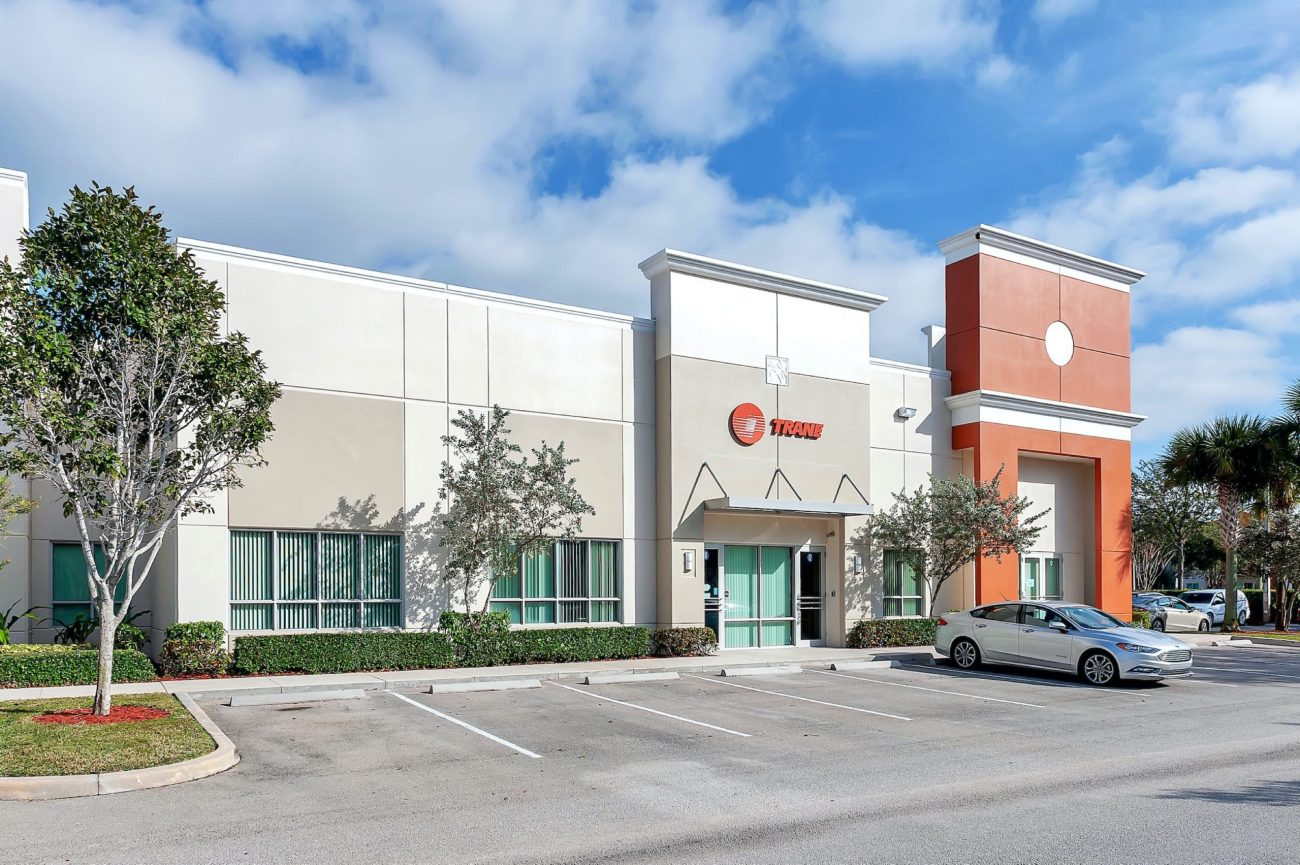 Cushman & Wakefield Negotiates Trane Renewal and Expansion at Vista Distribution Center