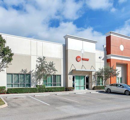 Cushman & Wakefield Negotiates Trane Renewal and Expansion at Vista Distribution Center