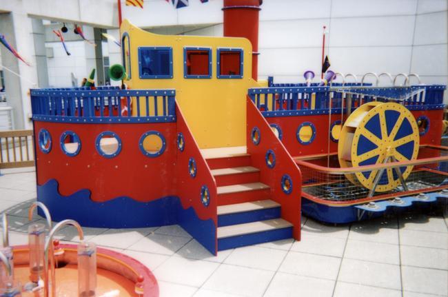 Meyer Design  Playground Equipment Portfolio