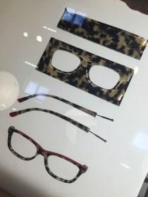 Die Entstehungsschritte einer Brille