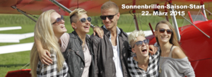 Sonnenbrillen-Party 2015