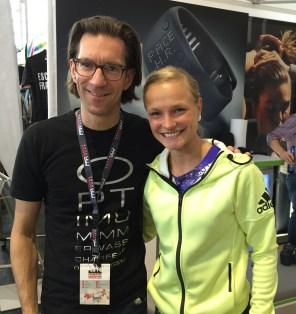 Anna Hahner und Volker Meyer