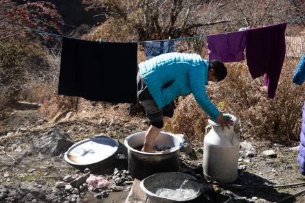 Nepal trekking (206)