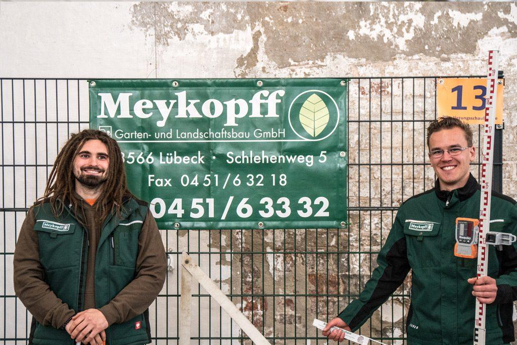 Ausbildung Zum Gärtner In Lübeck Meykopff