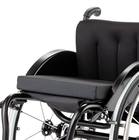 wheelchair cushion types vintage shelby williams chairs hurricane everyday 1.880 | meyra