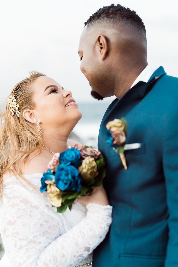 Aruba wedding