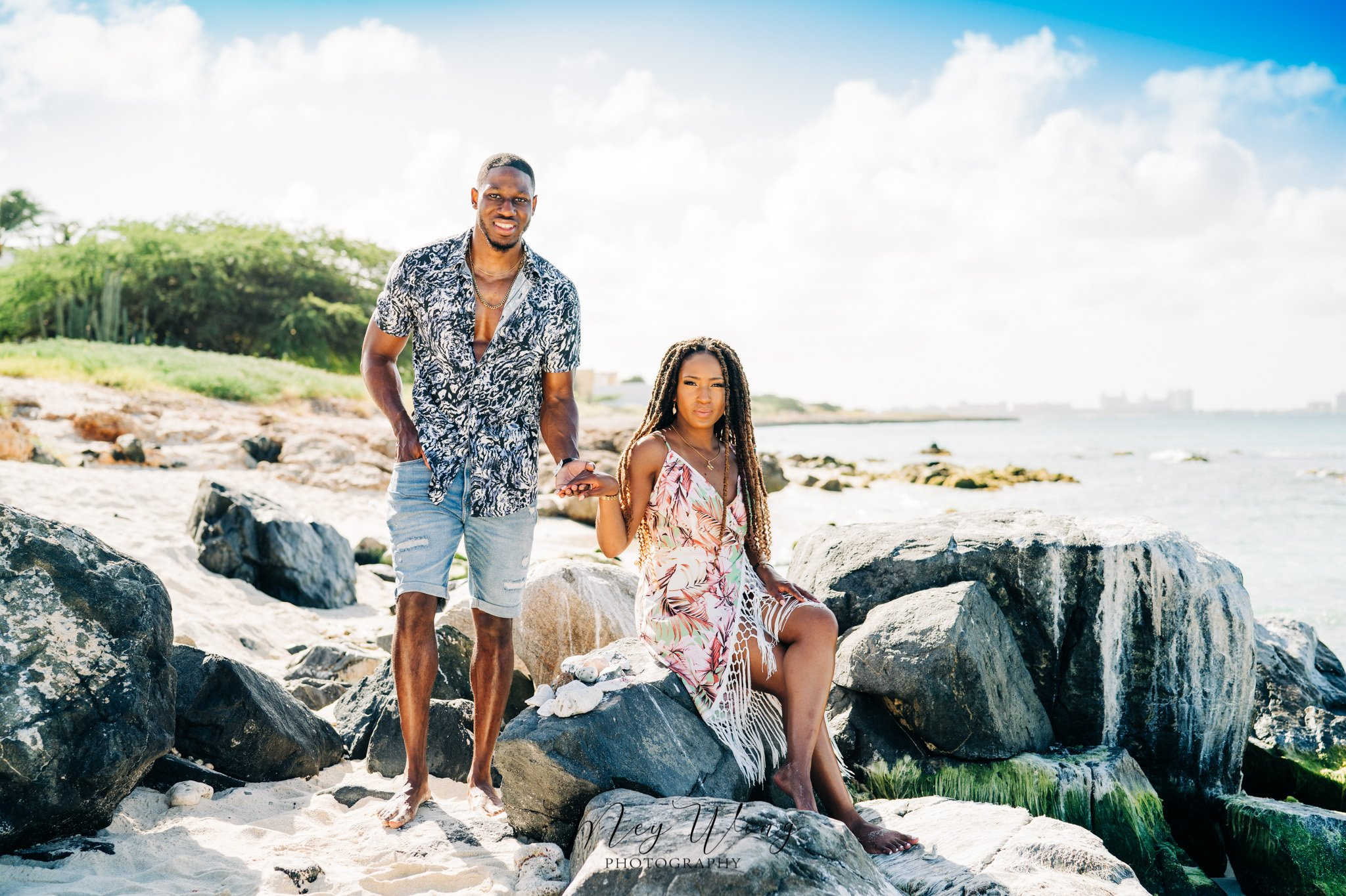 Aruba couples photography