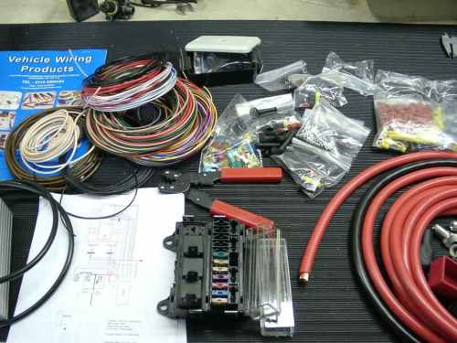 small resolution of rugged wiring harness loom