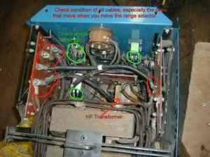 Repairing a Miller Dialarc 250 acdc tig welder