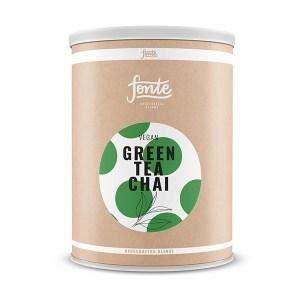 Fonte Green Tea Chai Latte Meza Coffee