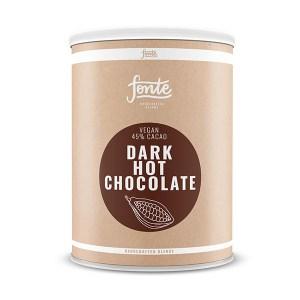 Fonte Dark Hot Chocolate Meza Coffee
