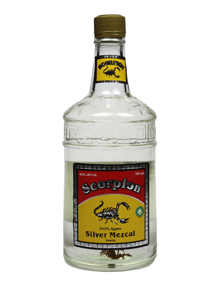 Scorpion Silver  Tasting notes  Mezcal Reviews