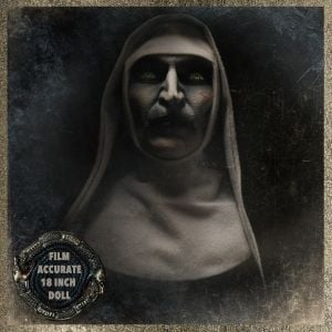 The Conjuring Universe The Nun Doll