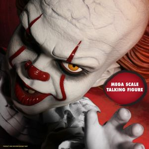 Mezco Designer Series IT (2017): Mega Scale Talking Pennywise