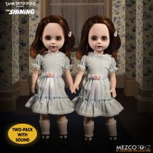 Ldd Presents Shining Talking Grady Twins Mezco Toyz
