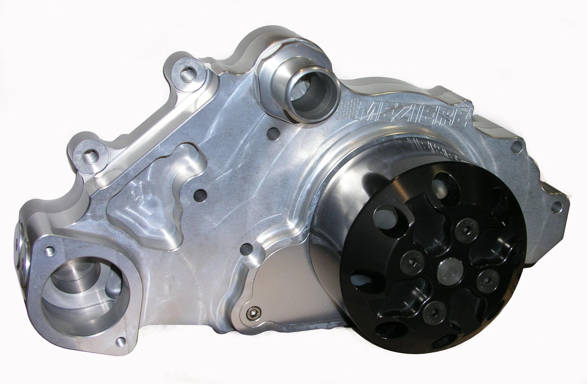 hight resolution of mechanical pump gm lsx high flow std rotation