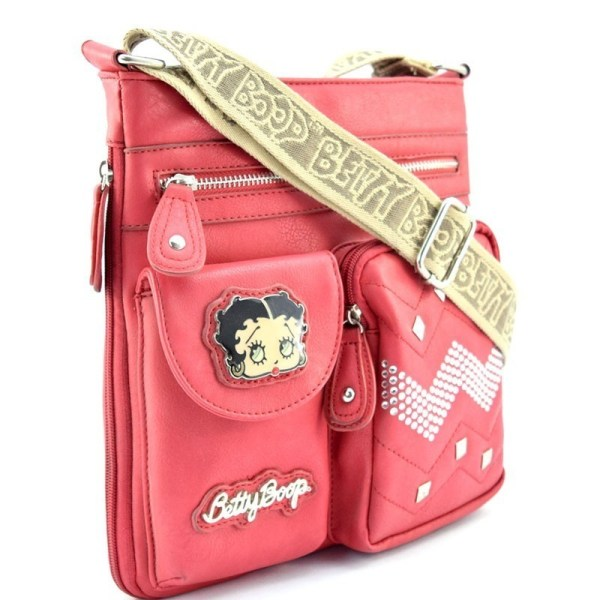 Betty Boop Cross Body Bag Messenger Rz-bb601m