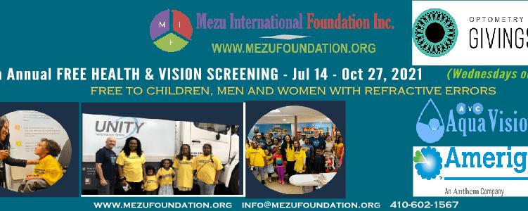 11th MIF – Health & Vision Fair