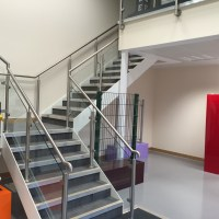 Mezzanine Stairs & Safety Gates, Mezzanine Staircase or ...