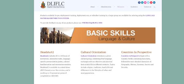 Defense Language Institute