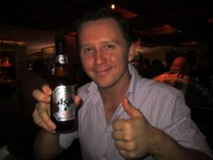 Asaki Japanese Beer