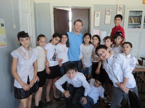 ESL Teaching Georgia