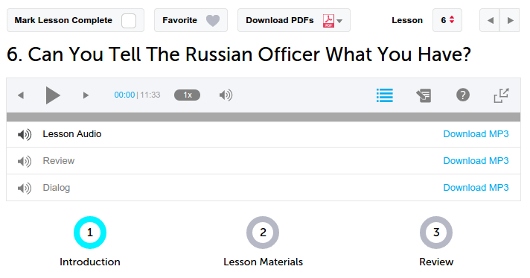 RussianPod101 Review