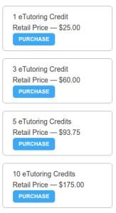 Living Language e-tutoring