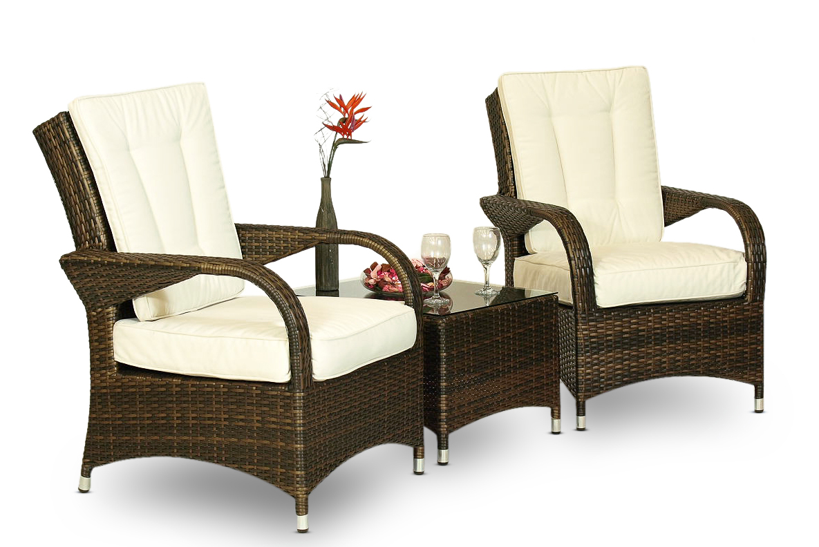 rattan patio chairs uk costco recliner arizona 2 x arm chair and table outdoor lounge set
