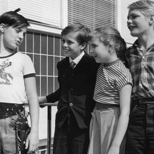 Emil und die Detektive 1954  MFA Filmdistribution