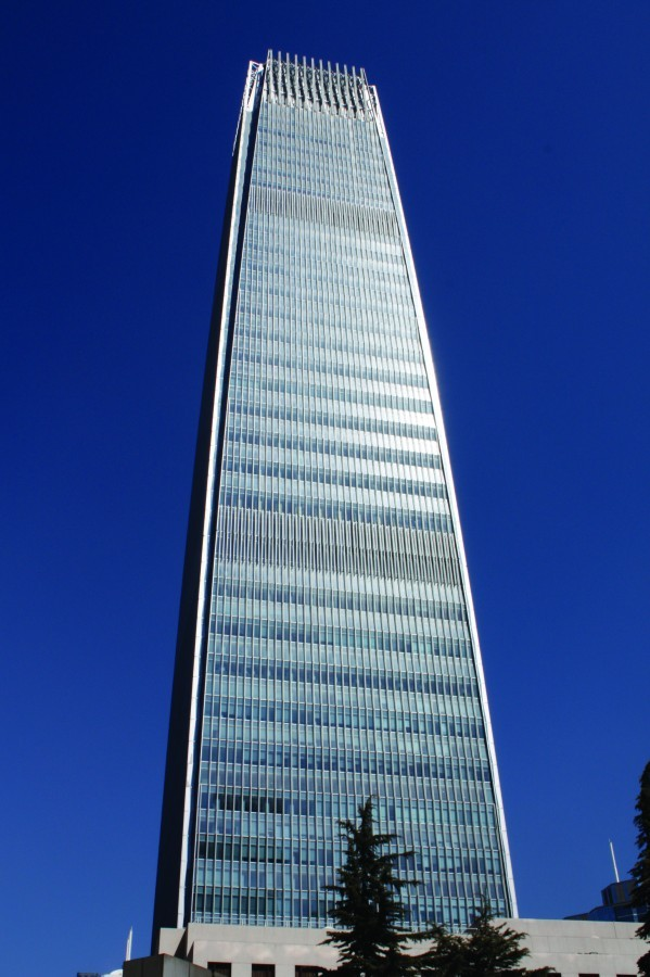 China World Trade Center 3  Meinhardt Faade Technology