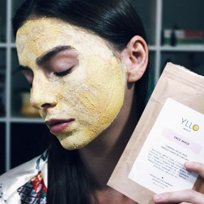 YLLO Beauty Turmeric Face Mask