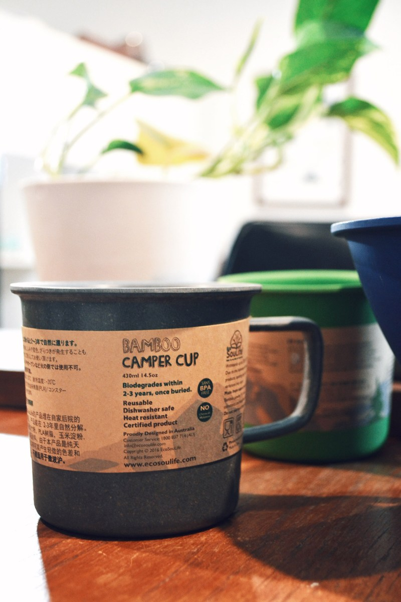 EcoSouLife Bamboo Cup