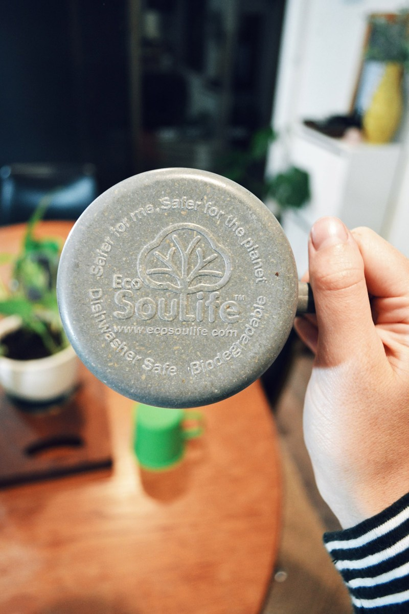 EcoSouLife Biodegradable Cup