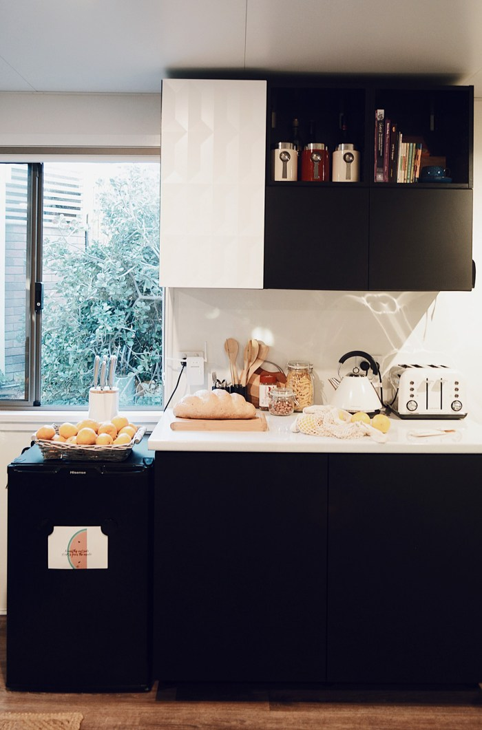 Compact Eco Home Kitchen Kitchenette