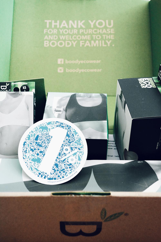Boody Eco Wear 1% Planet