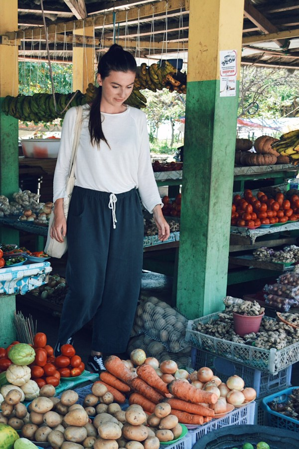 Fruit Markets Dili