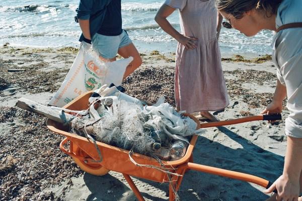 Atauro Island Marine Debris