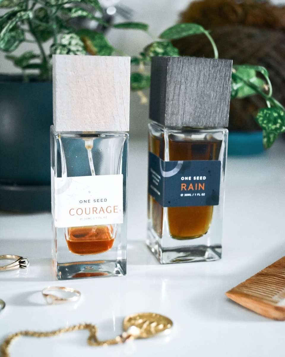 Organic Self-Care One Seed Natural Perfumes