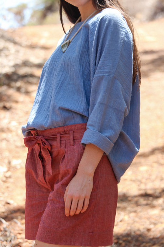 Pure Pod Aestival Shorts Organic