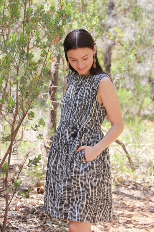 Pure Pod Organic Blessed Dress