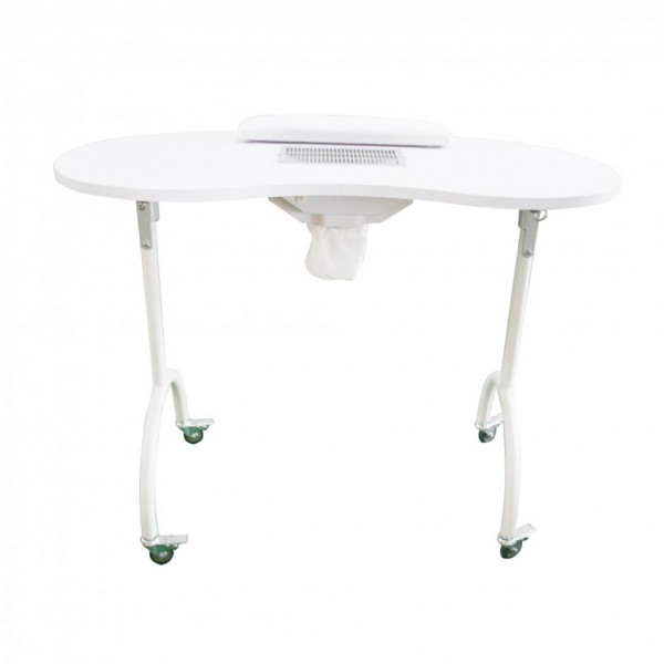 table manucure pliante pal